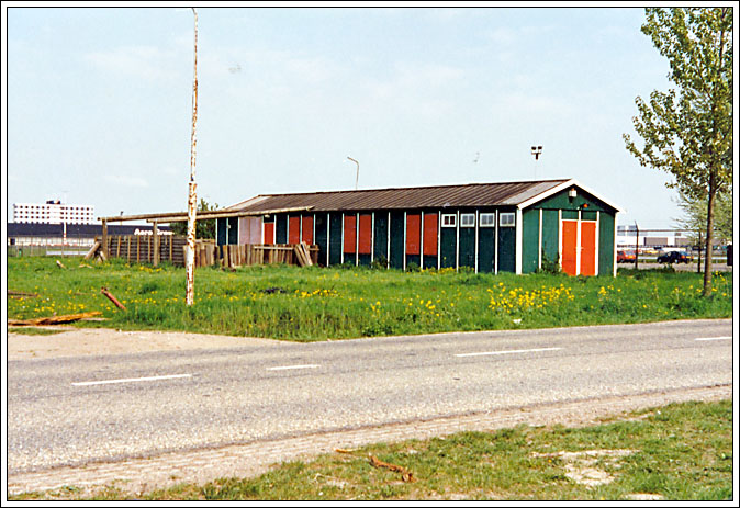 3e locatie AKC Rozenburg kantine 17