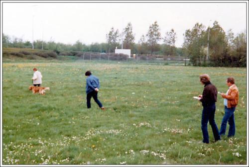 1e locatie AKC Aviodome 1983 11