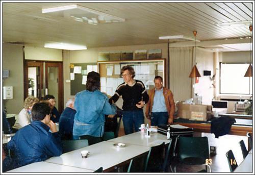 1e locatie AKC Aviodome 1983 16b