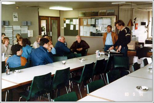 1e locatie AKC Aviodome 1983 17a