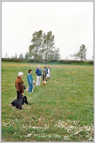 1e locatie AKC Aviodome 1983 2