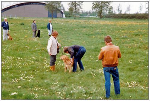 1e locatie AKC Aviodome 1983 3