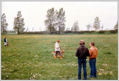 1e locatie AKC Aviodome 1983 8