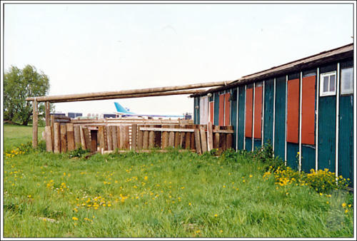 3e locatie AKC Rozenburg kantine 18