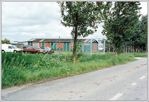 3e locatie AKC Rozenburg kantine 21