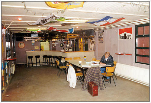 3e locatie AKC Rozenburg kantine 4