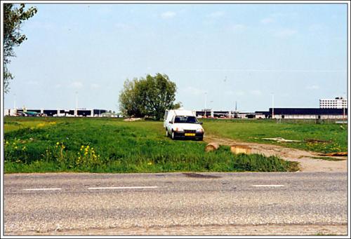 3e locatie AKC Rozenburg terrein 5