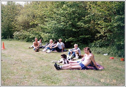 open dag AKC 1985  14