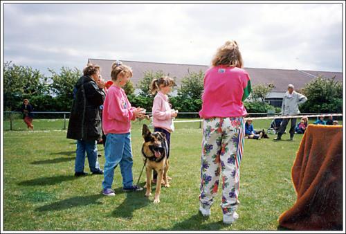 open dag AKC 1990 10